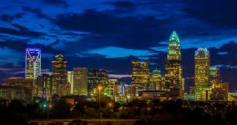 Galerry Charlotte Skyline Charlotte NC Travel Tourism