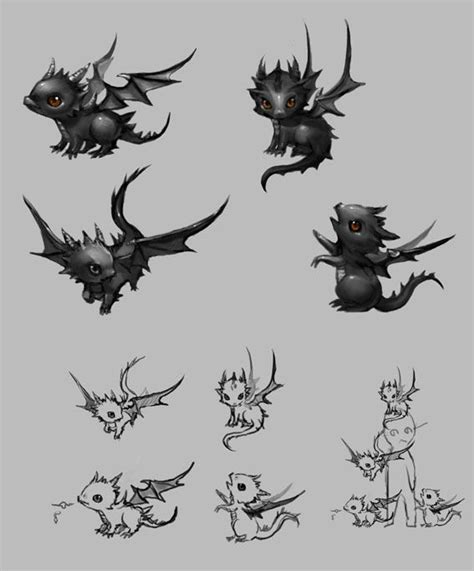 cute dragon tattoos smok the baby baby dragons and baby