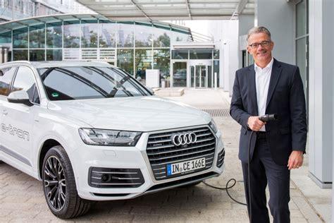 Warum Audi by Warum Audi Immer Noch Kein E Auto Anbietet Gr 252 Nderszene