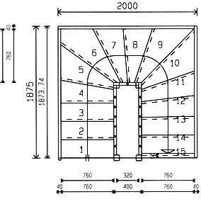 treppenhaus grundriss treppenhaus grundriss ma 223 e loopele