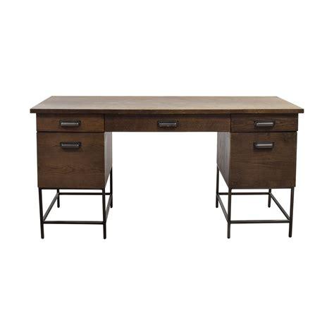 elm desk l elm home office elm rustic wood desk home