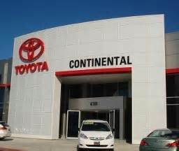 Continental Toyota Hodgkins Il Continental Toyota In Hodgkins Il 60525 Citysearch