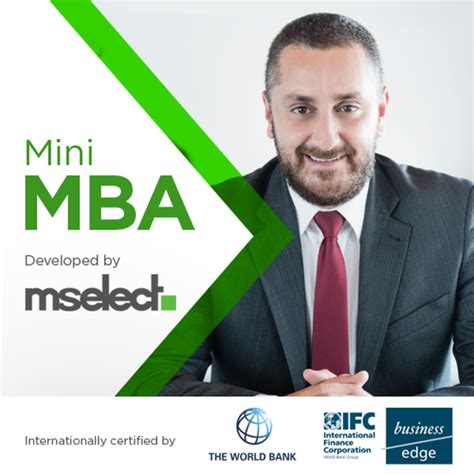 Mini Mba In by Mselect