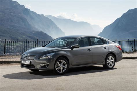 teana nissan price the new nissan teana 3 2016 prices and equipment
