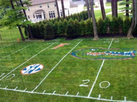 how to build a soccer field in your backyard how to build a backyard football field outdoor furniture