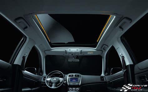 mitsubishi asx inside best cars information mitsubishi asx