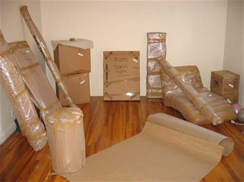 simple packing tips to protect your furniture appliances