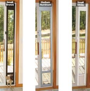 Patio Door Cat Door by Pet Door Cat Door Petsafe Deluxe Patio Panel At Drs