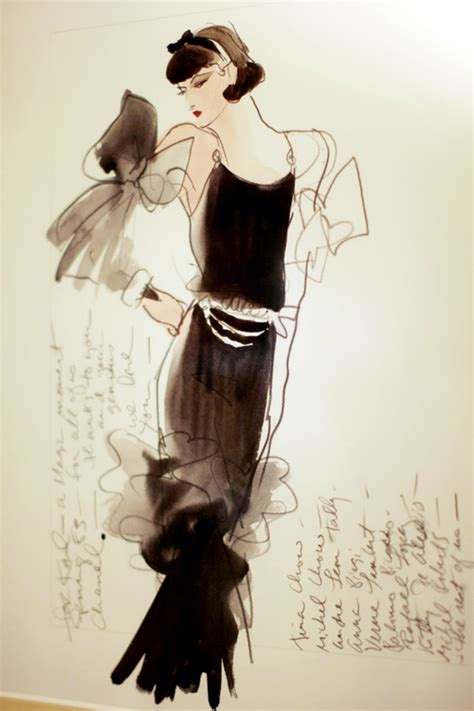 Drawing K On Style by For Fashion Karl Lagerfeld S Drawings