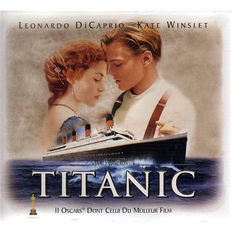 film titanic rok produkcji coffret avec film clip 8 cartes postales pellicule 35mm by