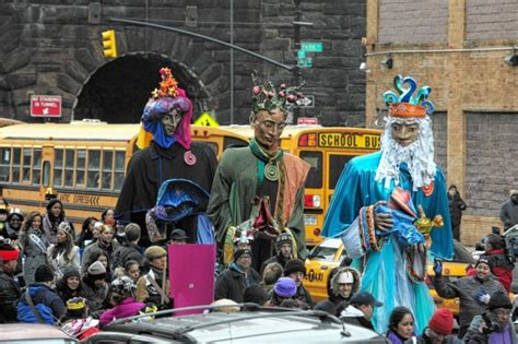 Most in the spanish speaking world marks three kings day an ancient