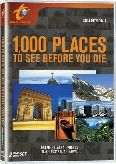 1000 places to see 1000 places to see before you die collection 1 14381424522 dvd barnes noble 174
