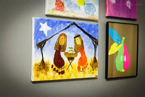 easy christmas nativity craft