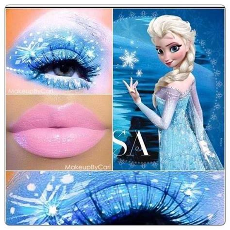 Film Makeup Frozen | frozen make up fun stuff for kids pinterest