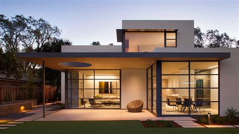 Lantern House By Feldman Architecture Modern Palo Alto Home Lights Up The Entire Neighborhood