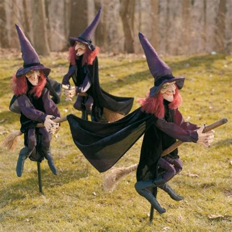 three witches decor which witch 226 from to wowza 226 grandin road