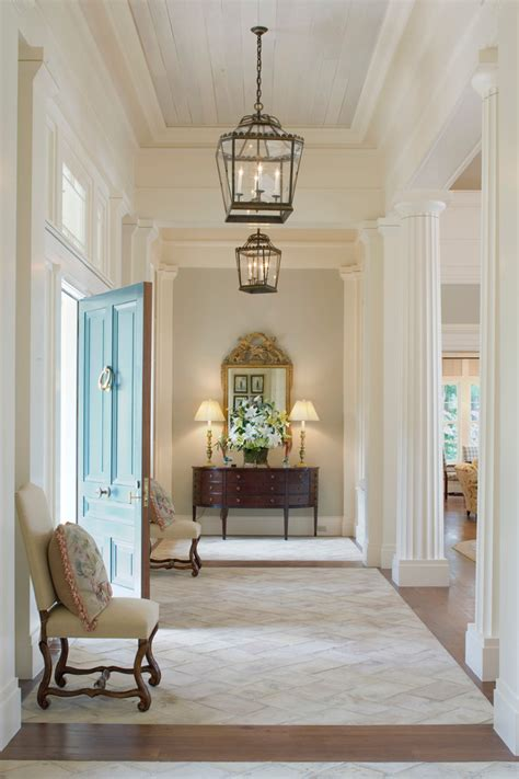 foyer ceiling inviting entryways re fresh by design