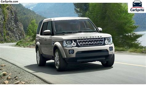 land rover price 2016 land rover lr4 2016 prices and specifications in