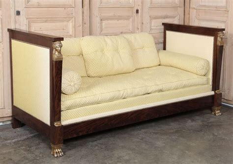 comfortable day beds antique 2nd empire period day bed antique canapes stools