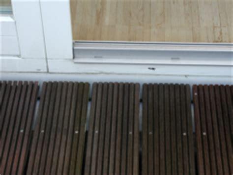 terrassentür bausch 228 den durch feuchte sch 228 den an au 223 enfenstern und t 252 ren