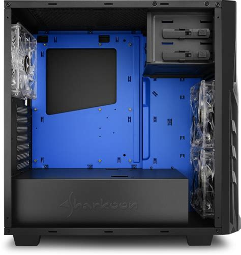 Casing Sharkoon Dg7000 sharkoon dg7000 is a new atx midi tower for gamers