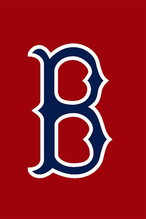 boston red sox logo  iphone wallpapers hd iphone
