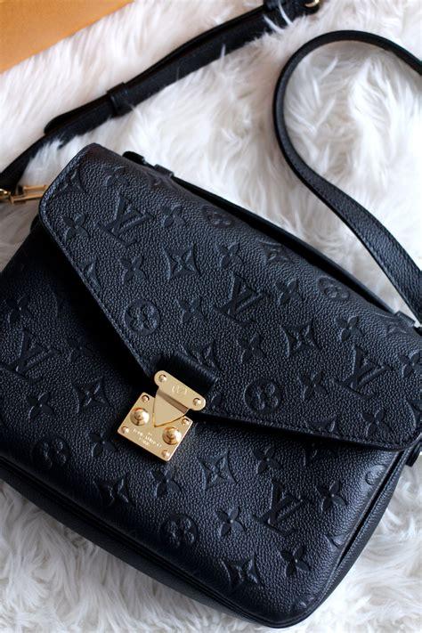Louis Vuitton Lv Metis Bnib Black new in louis vuitton pochette metis the lovecats inc