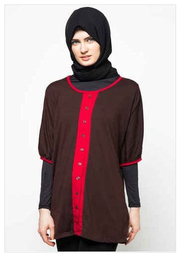 Baju Semi Formal Wanita style fashion baju muslim wanita semi formal 2016