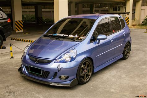 Honda Jazz 2007 At honda jazz 2007 car for sale metro manila