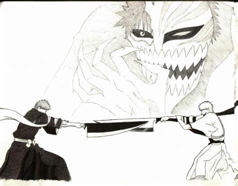White Ichigo black vs white by volodsolid on deviantart