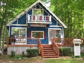 lake front chaletvacation rental in gaylord from