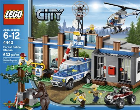 City Set 2012 lego city sets bring hillbillies bears forest fires