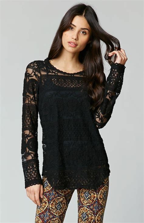 Lydyly Tank Top La 411 Free Size la hearts mesh lace top womens from pacsun epic wishlist
