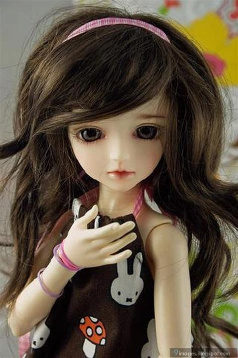 cute doll little barbie innocent
