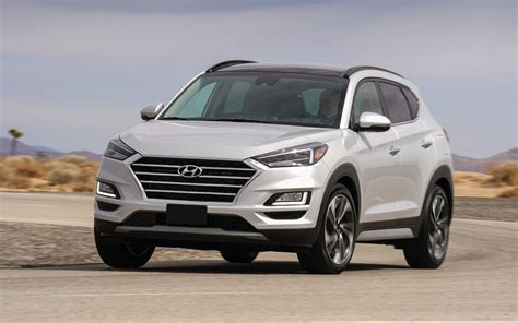 hyundai tucson 2019 facelift 2019 hyundai tucson a minor facelift the car guide