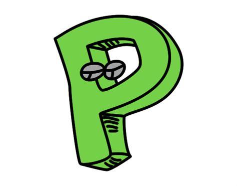 desenho de letra m pintado desenho de letra p pintado e colorido por usu 225 n 227 o registrado o dia 31 de agosto do 2015