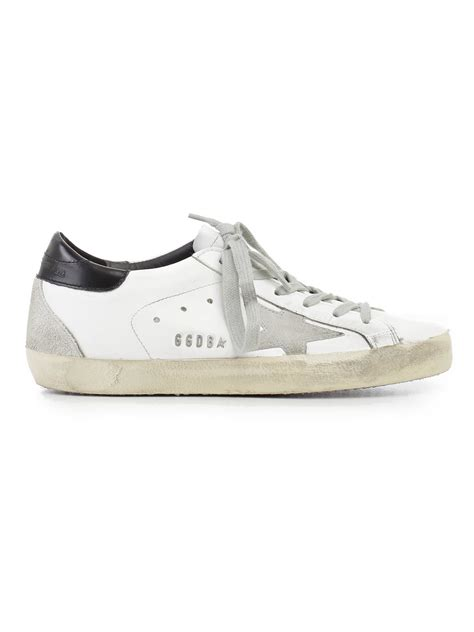 golden goose shoes golden goose golden goose sneakers wwhite black