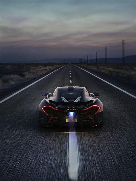 mclaren p iphone ipad wallpaper