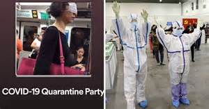 covid  quarantine party playlist   viral