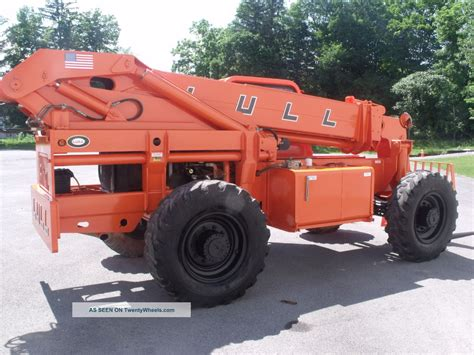 lull l lull 644b 42 telescopic telehandler forklift lift with