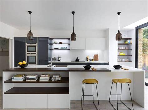 imagenes de cocinas con islas 5 soluciones de islas de cocina con mesa para comer