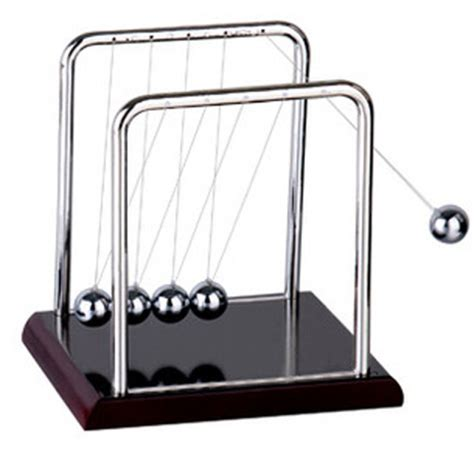 steel balls that swing back and forth newton s cradle balance ball