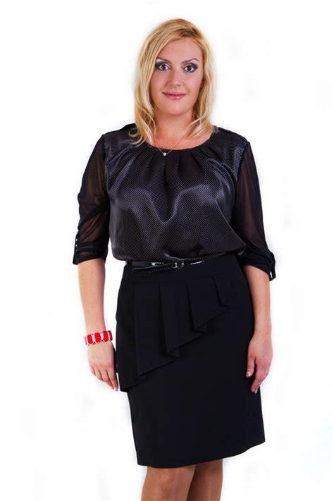 Plus Size Blouse black polka dot plus size satin blouse oag overlyattached plus size satin 1