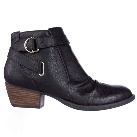 dr scholls boots dr scholls dr scholls jolly casual ankle boots in brown