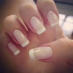 how to do a french manicure at home bloglet com