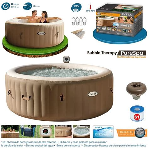 Intex Pool Set Spa 25 best ideas about spa intex on piscine
