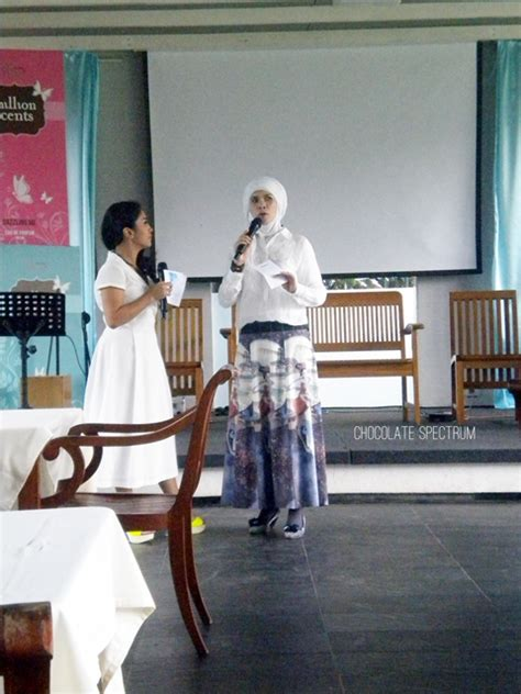 Harga Mustika Puteri Million Scents event report the scent of bandung by mustika ratu