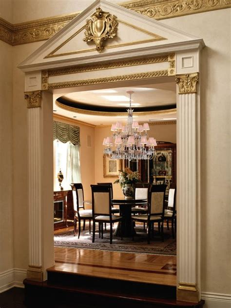 interior door pediments door pediments home design ideas pictures remodel and decor