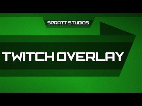 How To Use Twitch Giveaways - minecraft twitch tv stream overlay template 7 f doovi