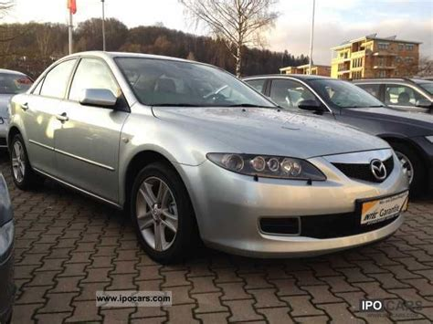 2006 mazda 6 sports active plus 2 0 cd dpf leather car photo and specs